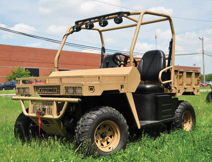 XY Powersports brings low-cost UTVs to the market