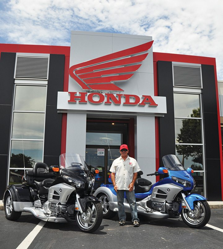 Geoff Bodine Honda >> Bodine Putting His Stamp On Another Success Story