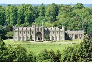 Donington Hall gained a new tenant with Norton Motorcycles (UK) Ltd.