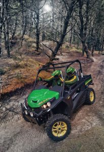 John Deere's sport-focused RSX850i could help it take share in a UTV market that is expected to maintain growth.