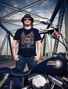 Kid Rock will be joining Aerosmith and Toby Keith as headliners for Harley-Davidson's 110th anniversary event during Labor Day weekend in Milwaukee.