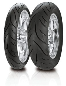 The new Cobra 140/75R17s from Avon are available for Harley-Davidson models.