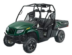 The Prowler 500 HDX Limited EPS is the premier model in the Prowler 500 HDX lineup. Its special features include electronic power steering, tilt steering and detachable bed sides.