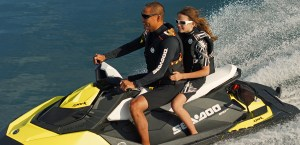 2014 SEA-DOO SPARK 3UP_ACTION
