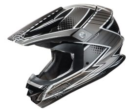 Fulmer's new RX4 motocross helmet retails for $119.95.