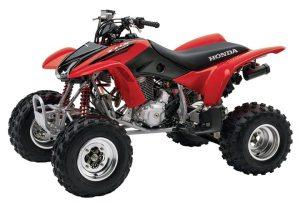 2007 Honda TRX400EX