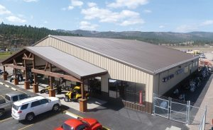 Jesco Marine & Power Sports in Kalispell, Mont., moved into its new 40,000-square-foot facility in early 2013.