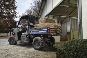 Adjusting to selling commercial-style UTVs like the Brutus requires a certain amount of patience, according to one dealer.