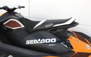 Hydro-Turf has launched its traction mats and HT Premier seat covers for the new Sea-Doo Spark.