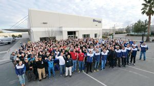The Husqvarna Motorcycles North America dealer meeting kicked off at the all-new headquarters in Murrieta, Calif.