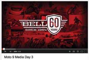 Media Day Video To watch some of Bell's comprehensive  testing and see more of Bell's Media Day, check out this story in the digital edition of Powersports Business, or visit this link: http://bit.ly/1c9fprf.