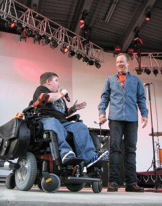 A trio of Harley-Davidson dealerships begin the MDA fundraising season with a Black & Blue Ball on April 11 in Lebanon, Pa. (Photo by Andrew Peterson/Thunder Press)