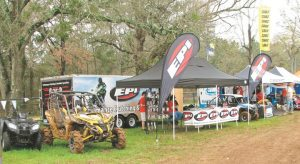 EPI's clutching services at Mud Nationals were met with a smile.