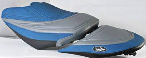 Stitching color options can add to the customization of a BlackTip Jetsports Elite seat cover.