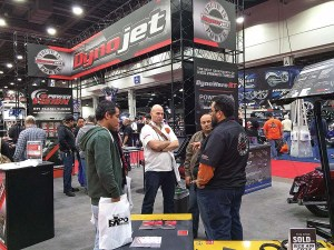 DynoJet brought an impressive lineup of new products for 2015 to the V-Twin Expo in Cincinnati.