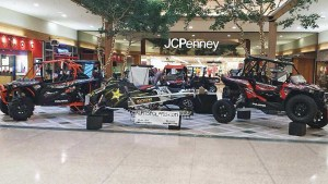 The Motorsports Show was Southgate Mall's first such event that included snowmobiles, side-by-sides, motorcycles, boats and ATVs. Kurt's Polaris of Missoula, Mont., was one of the original six powersports dealers to exhibit.