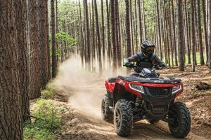 Arctic Cat introduced its all-new XR sport utility models for 2015. The ATVs have been restyled and feature a new chassis and improved ergonomics.