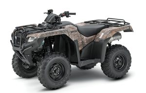 Honda's 2016 FourTrax Rancher 4X4 is now one of many models in the Honda lineup that offer an independent rear suspension (IRS) option.