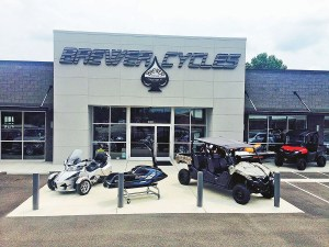 Power 50 dealer Brewer Cycles in Henderson, N.C., saw 20 percent growth in 2014 compared to 2013, and 2015 is off to a strong start as well.