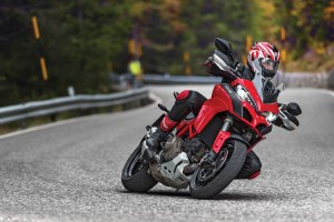 Ducati dealers lead the industry in offering test rides.