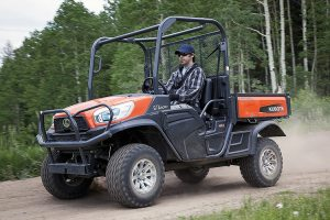 Kubota's RTV X-Series is built at the company's Gainesville, Ga., facility, which is undergoing an expansion.