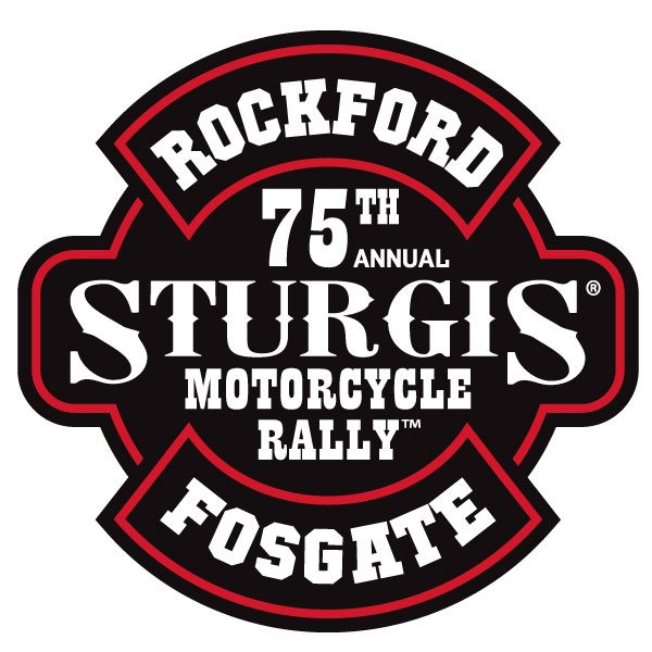 Rockford Fosgate Sturgis Patch
