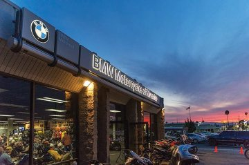 BMW Motorcycles of Riverside in California ranked as the top-selling R 1200 GS Adventure dealership in the U.S. two years in a row.