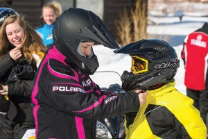 More than one-quarter of the readers who participated in the Snow Goer magazine survey plan to buy a helmet this season.
