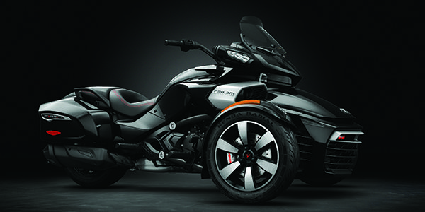 2016 Spyder F3-T