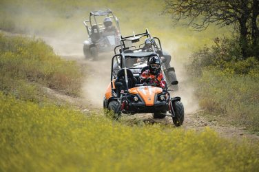 Hammerhead Off-Road has seen a highly successful first half of the year in sales, with growth of more than 20 percent.