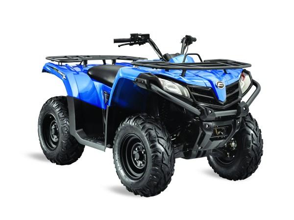 CFMOTO CForce 400 in blue