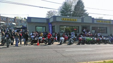 The dealership plans multiple events a year, including its popular open houses, which feature wheelie machines, prize giveaways and great Philly cheesesteaks.