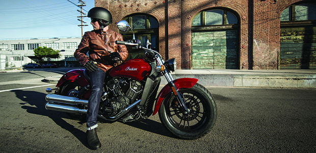 Indian Scout Feature