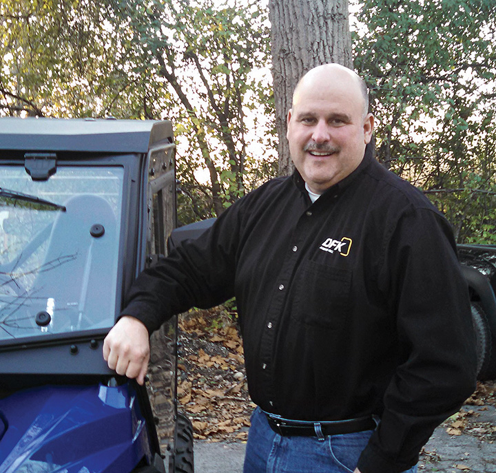 UTV air conditioning unit gets folks talking | Powersports Business