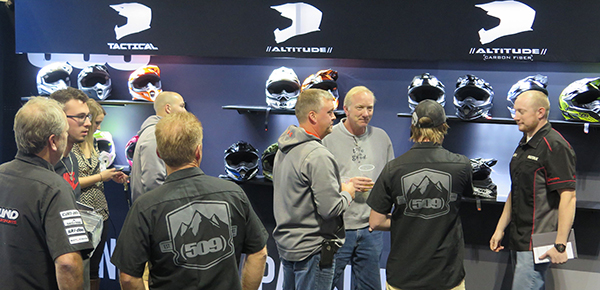 Polaris on Monday announced it has acquired 509, an apparel and accessories brand.