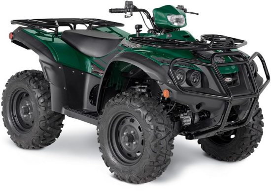Bad Boy has released the Onslaught 550 4x4, with a 503cc liquid-cooled engine that brings a retail price of $6,299.