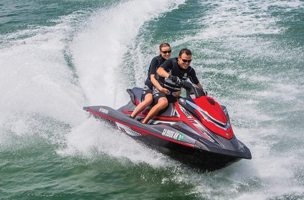 The Yamaha VXS helped PWC sales grow by 15 percent during January.