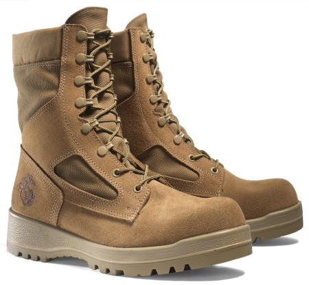 Bates Footwear's Temperate Weather boot for the USMC