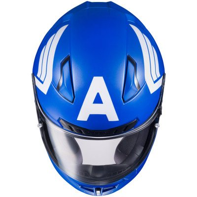 HJC-CL17-Captain-America-MC-2-Front