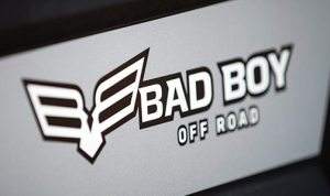 "Bad Boy Off Road has unveiled a new logo and a new name, removing ""Buggies"" from its former name and replacing it with ""Off Road."""