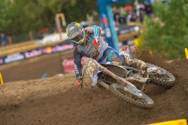 Alex Martin tied his career-best effort in second. Photo credit: Simon Cudby