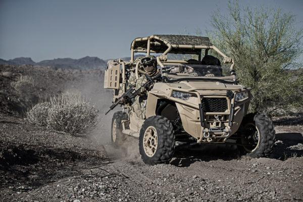 Polaris Defense MRZR-D4 1256