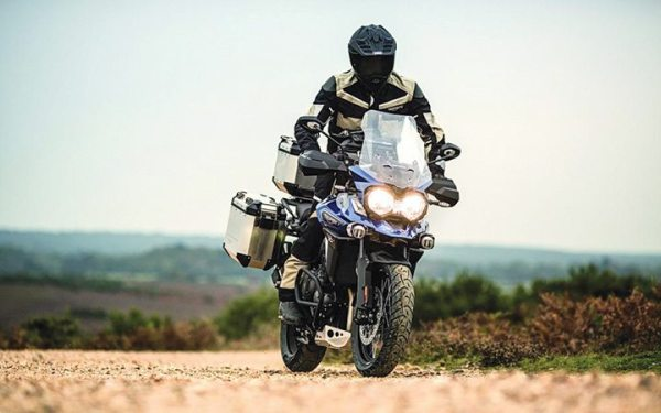 Triumph dealers in North America helped the brand become the top-selling European motorcycle brand during the month of April. The Tiger Explorer 1200 is expected to continue the sales push with an early release.