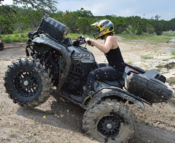 QuadBoss has been offering ATV and UTV products since 2001.