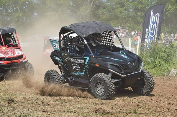 CFMOTO's ZForce 800 EX made a memorable GNCC racing debut, winning the Lites class at the John Penton race.