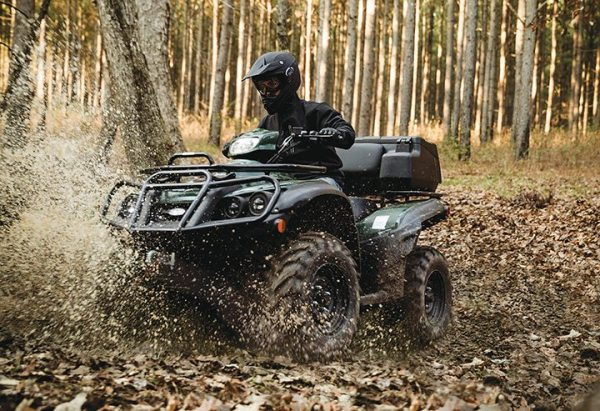 Bad Boy introduced its first ATV, the Onslaught, earlier this year.