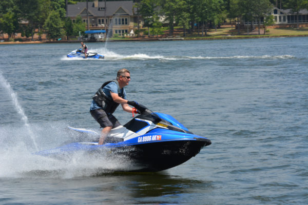 Editor in Chief Dave McMahon had an opportunity to demo the 2017 WaveRunner line during a media event in Georgia.