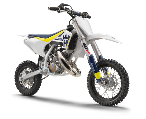 Husqvarna MY17 TC 50