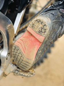 TCX partnered with Michelin to create soles for some of its boots.