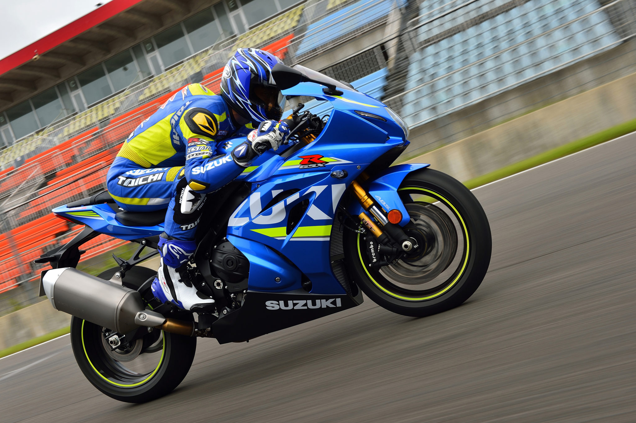 Suzuki releases 2017 lineup | Powersports Business